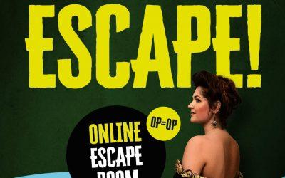 Gratis online escaperoom voor Nederweertse jeugd; wie durft?