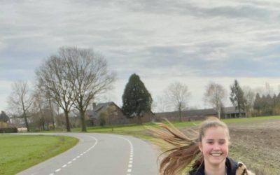 Resie Horijon uit Nederweert haalt mooi bedrag op voor KiKa